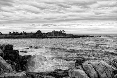 Photograph - Walker's Point 2 by John Hoey