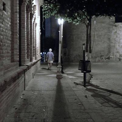 Photograph - Walking Away by Rosanne Licciardi