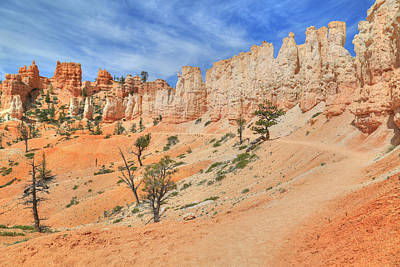 Photograph - Walking In Hoodoo Land by Donna Kennedy