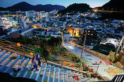 Photograph - Walking In Seopirang by Roy Cruz