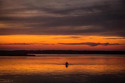 Photograph - Walking On Sunshine by Phil Mancuso