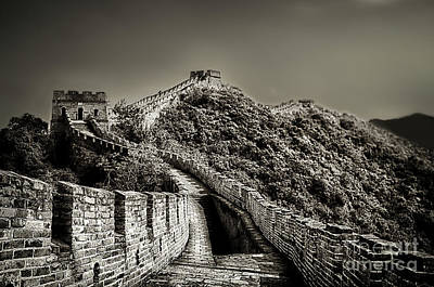Walking On The History Art Print by Alessandro Giorgi Art Photography