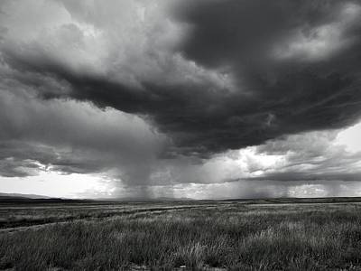 Photograph - Walking Rain by Jeannie Bushman