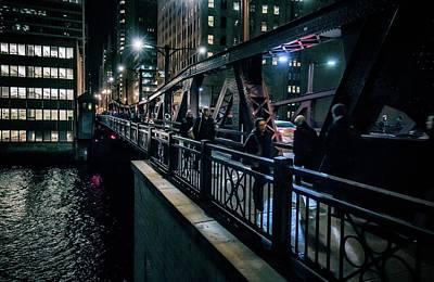 Photograph - Walking The Bridges by Linda Unger