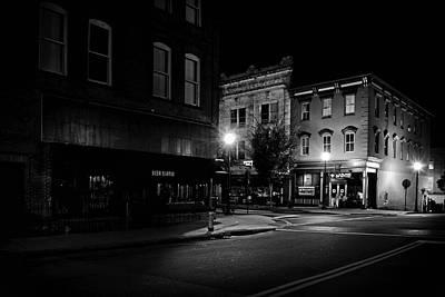 Photograph - Walking Toward Front Street by Greg Mimbs