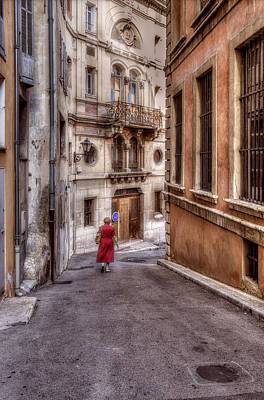 Photograph - Walking Toward Home by Roberto Pagani