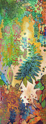 Featured Tapestry Designs - Walking with the Forest Spirits Part 2 by Jennifer Lommers