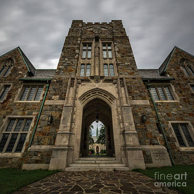 Berry College Photograph - Walkthrough by Doug Sturgess