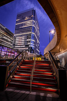Photograph - Walkway by Kelvin Trundle