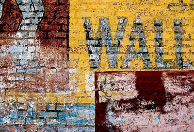 Wall Art Print by Curtis Staiger