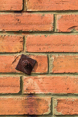 Photograph - Wall by Edgar Laureano