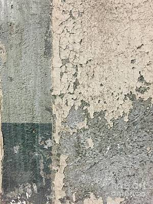 Photograph - Wall II by Flavia Westerwelle