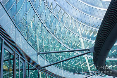 Edward Hopper - Wall of Glass by Anastasy Yarmolovich
