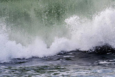 Photograph - Wall Of Water by Robert Potts