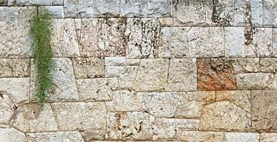 Photograph - Wall Street Of The Tombs Sacred Way Kerameikos Athens by Jebulon