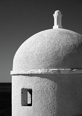 Photograph - Wall Turret by Dave Bowman