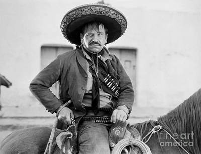 Wallace Beery (1885-1949) Art Print by Granger