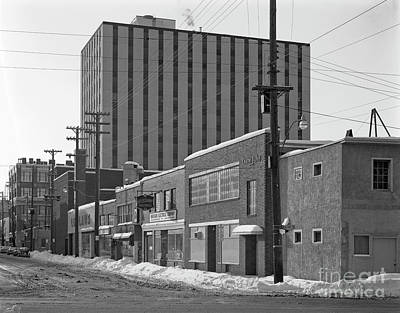 Photograph - Waller Street by Lionel F Stevenson
