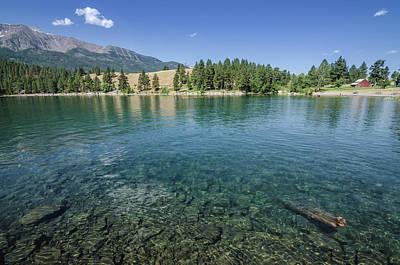 Photograph - Wallowa Lake No.3 by Margaret Pitcher