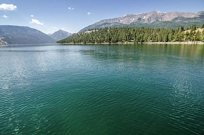 Photograph - Wallowa Lake No.4 by Margaret Pitcher