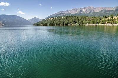 Photograph - Wallowa Lake No.4 by Margaret Pitcher