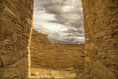 Photograph - Walls Of Time by Kunal Mehra