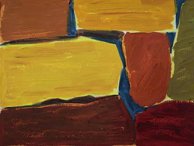 Painting - Wallstone by John Farley
