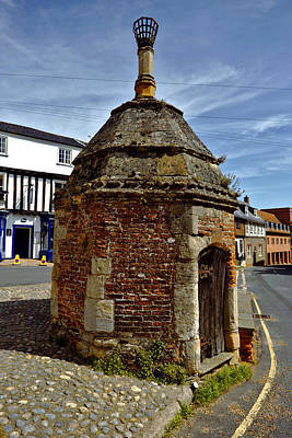 Photograph - Walsingham Village Pump by Paul Cowan