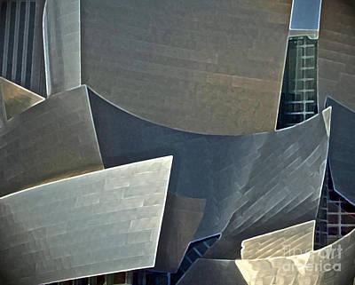 Walt Disney Concert Center Art Print