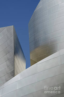 Photograph - Walt Disney Concert Hall 47 by Bob Christopher