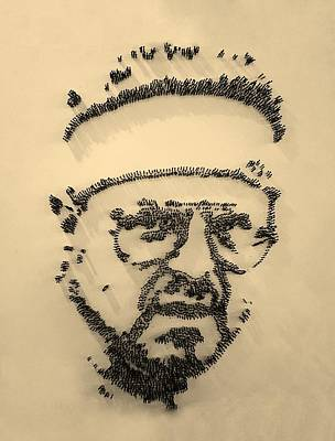 Photograph - Walter Sobchak Nailed Sepia by Rob Hans