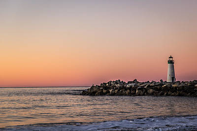 Photograph - Walton At Sunset by Lora Lee Chapman
