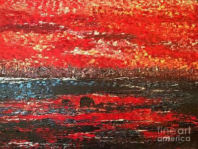 Painting - Wander by Heather McKenzie