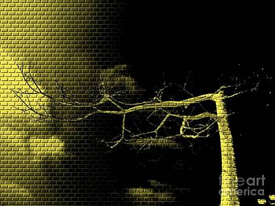 Surrealism Digital Art - Wonderwall by Fei A