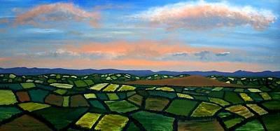 Wandering Around Dartmoor Art Print by Richard  Hubal