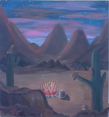 Wandering Soul Original by Lori Lafevers