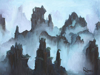 Painting - Wanderlust by Rachel Hames