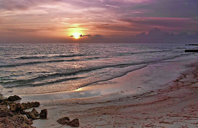Photograph - Waning Evening Light by HH Photography of Florida