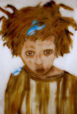 Wanna Be Back Home Art Print by Rosemen Elsayad