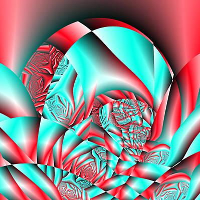 Digital Art - Wantonnies by Andrew Kotlinski