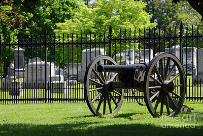 Photograph - War And Peace At Gettysburg by Paul W Faust - Impressions of Light