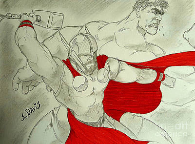 War Of The Gods Red Series Version Original
