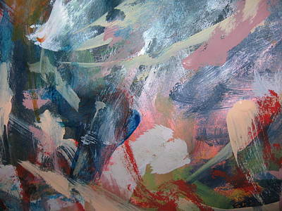War Of The Relentless  Mind Original by Paula Andrea Pyle