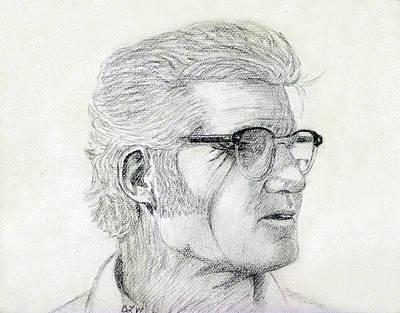 Workaholics Drawing - Ward by Brian Wallace