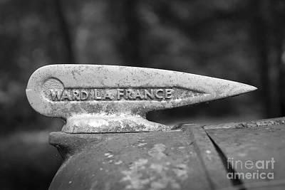 Ward Lafrance Hood Ornament Original by Arni Katz