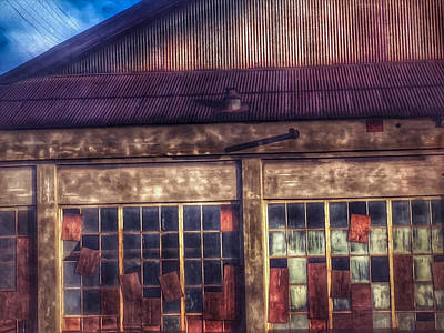 Photograph - Warehouse by Bill Owen