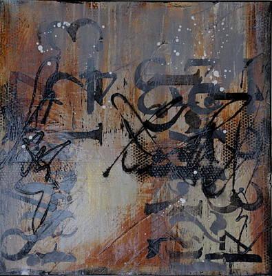 Mixed Media - Warehouse District #1 by Lauren Petit