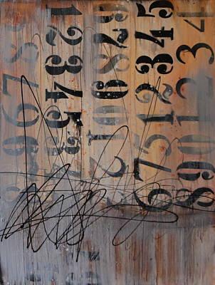 Painting - Warehouse District 45 by Lauren Petit