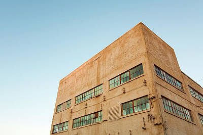Photograph - Warehouse District by Todd Klassy