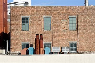Photograph - Warehouse I by Flavia Westerwelle